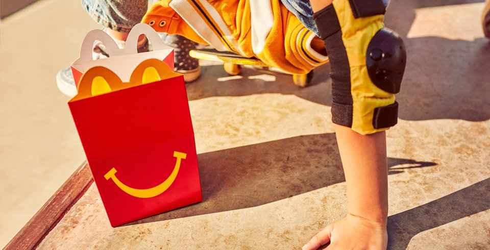 urodziny w McDonald's®
