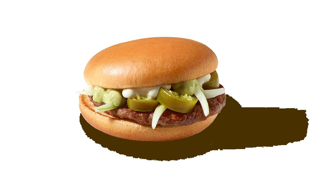 Jalapeño Burger McDonald's®
