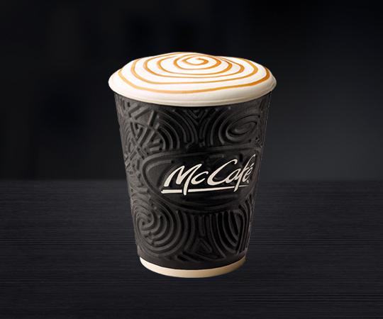 Caramel Latte Macchiato McCafé®