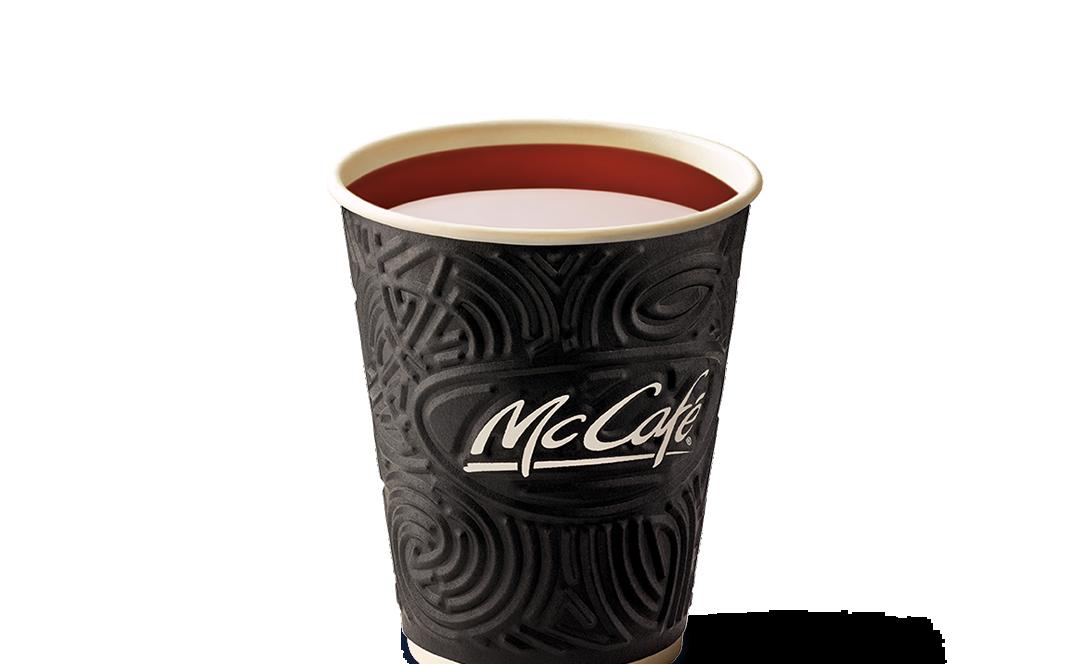 Herbata w McCafé