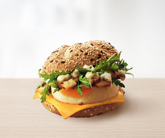 Kajzerka Jajko i Pieczarki McDonald's®