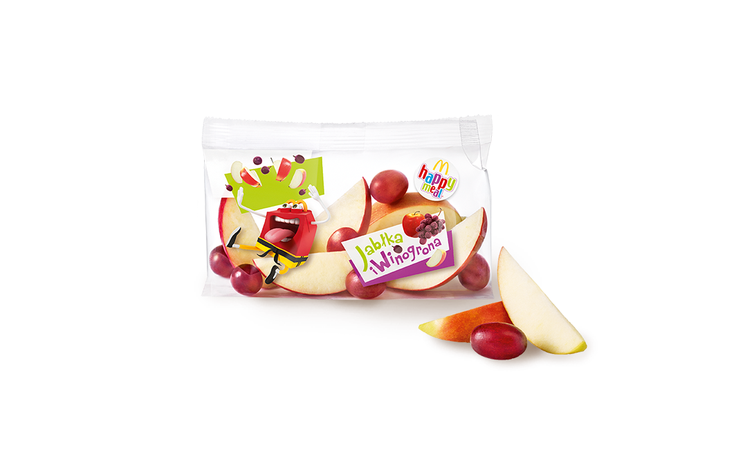 Jabłka i Winogrona McDonald's®