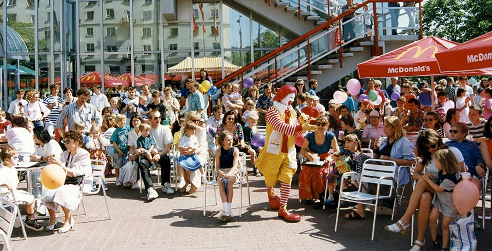 Historia McDonald's®