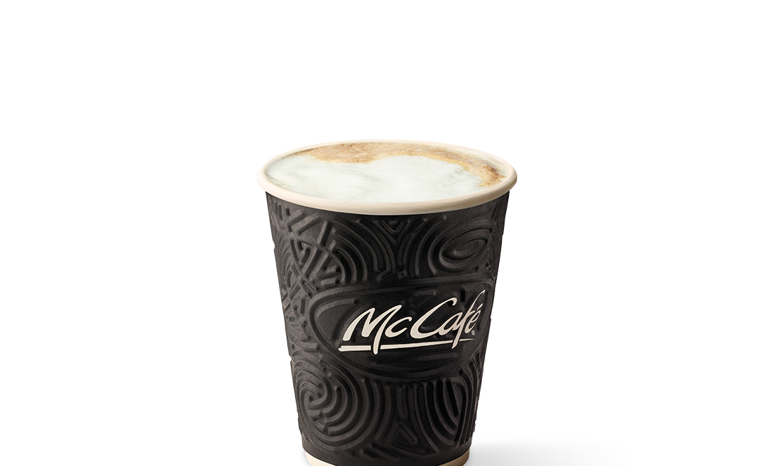 Średnia Kawa z Mlekiem McCafé®