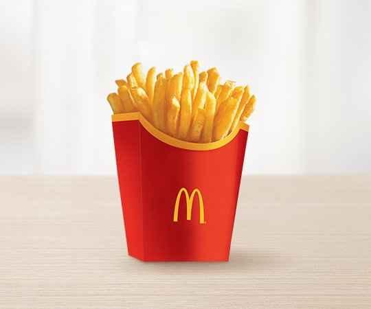 Średnie Frytki McDonald's®