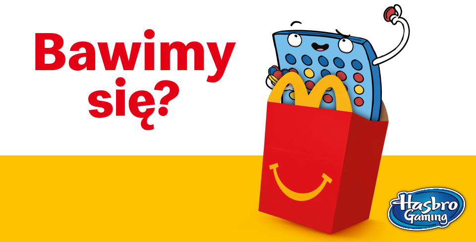 Happy Meal zabawka