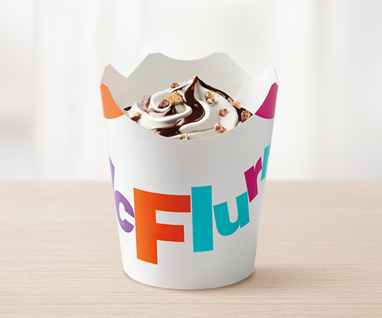 McFlurry® Lion®