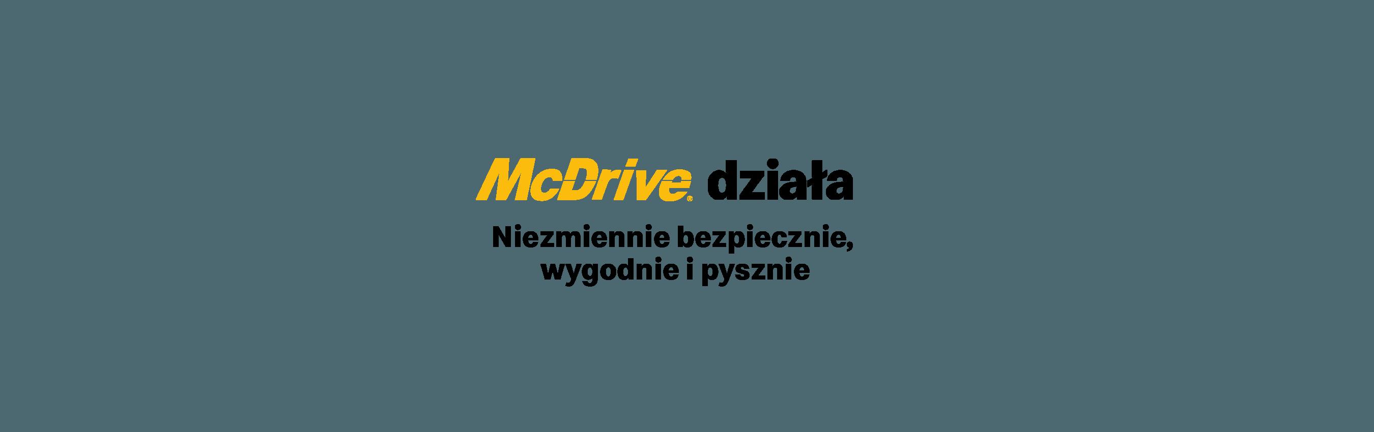 McDrive działa
