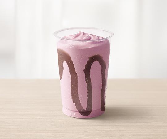 Shake o smaku wiśniowym
