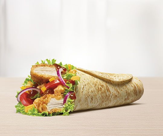 McWrap® Supreme Crispy Chicken