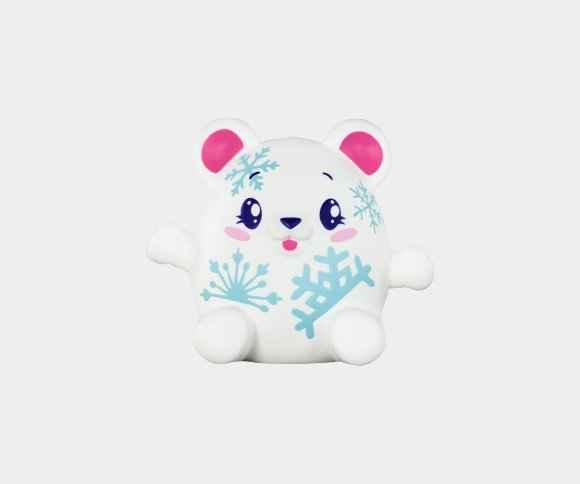 Śnieżny Niedźwiedź Polarny