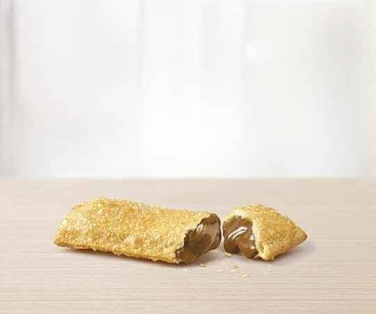 Ciastko o smaku Słony Karmel