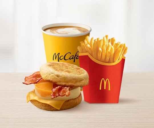 McZestaw® Śniadaniowy